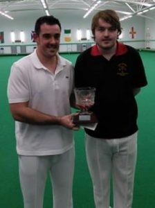Pairs Champions: Mark McGreal and Ben Dugdale