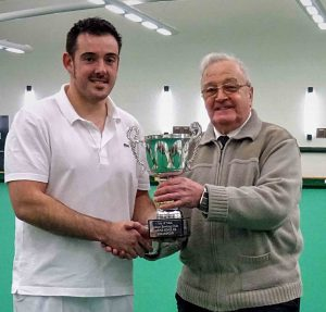 Mark McGreal Mens champion 2017