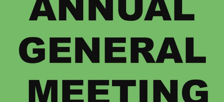 Annual General Meeting 2019 Agenda